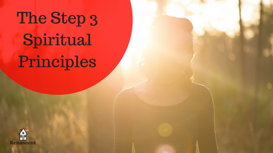 The Step Three Spiritual Principles