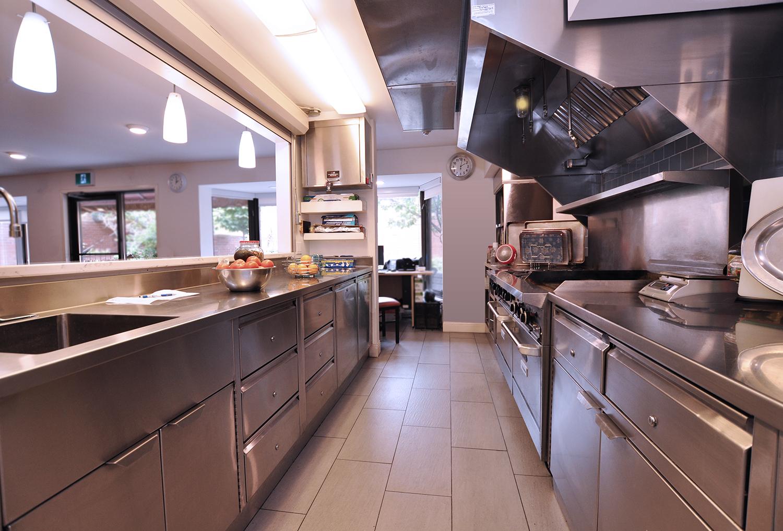 Munro Centre kitchen