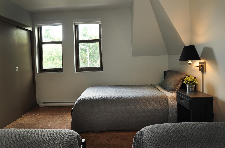 Punanai Centre bedroom