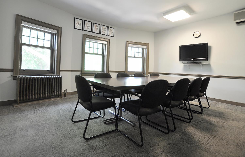 Punanai Centre group room