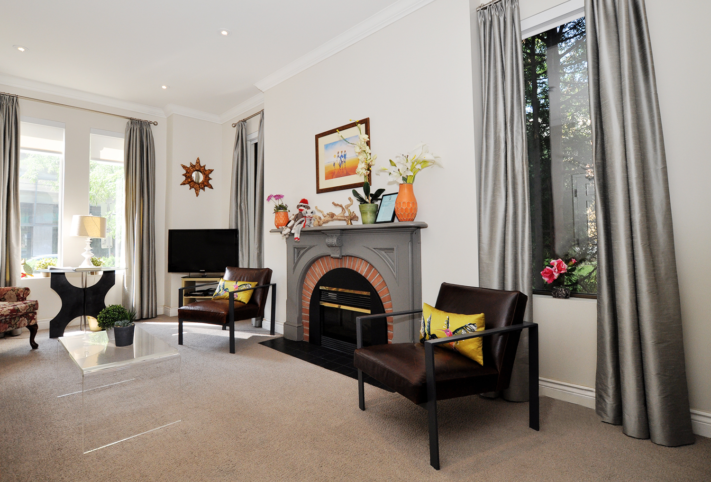 Munro Centre living room
