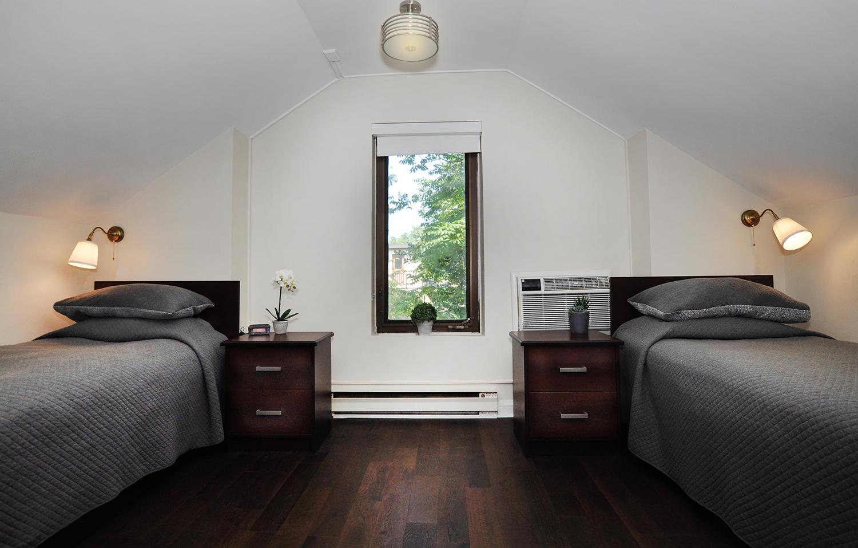 Munro Centre bedroom