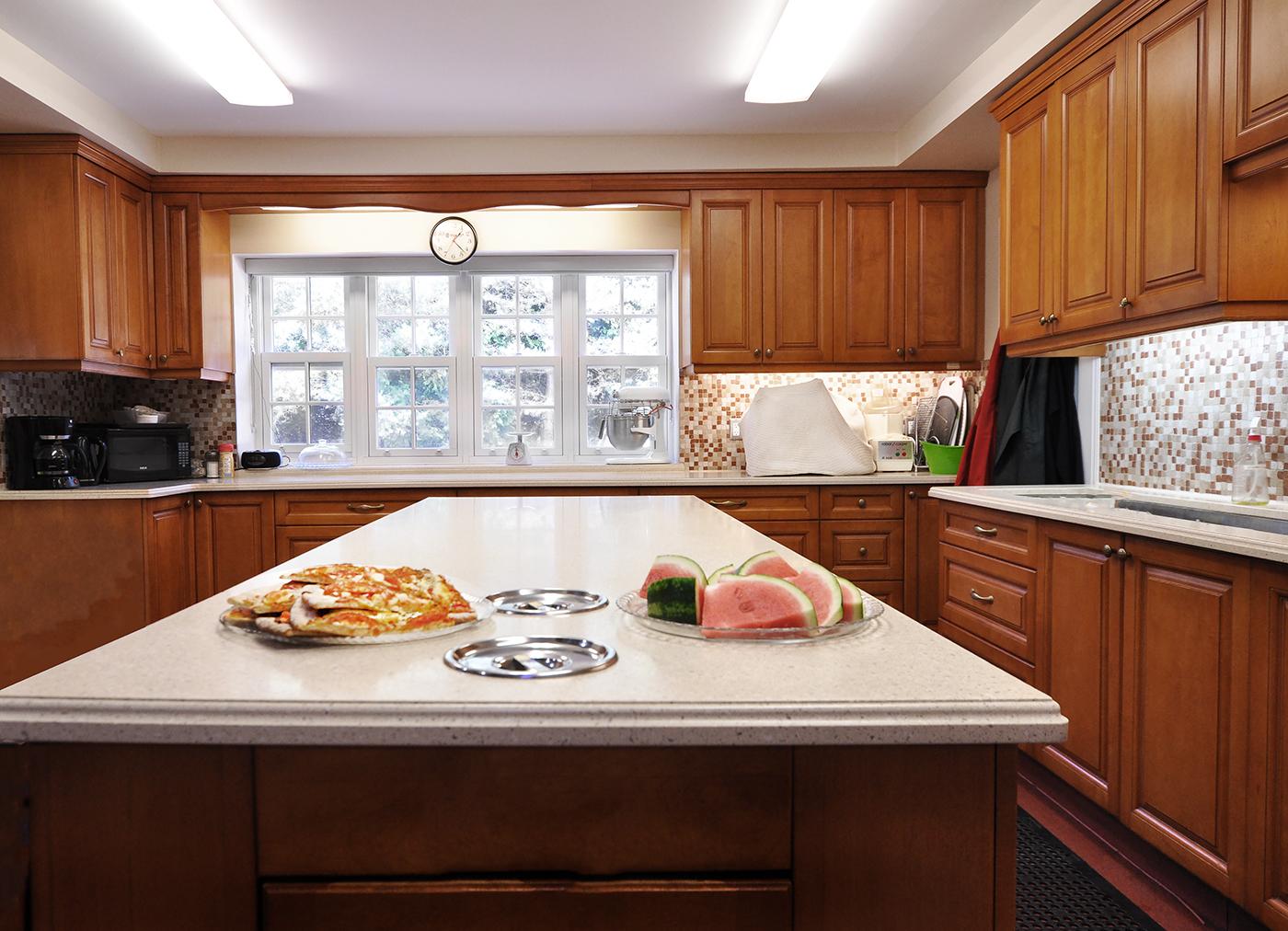 Sullivan Centre kitchen