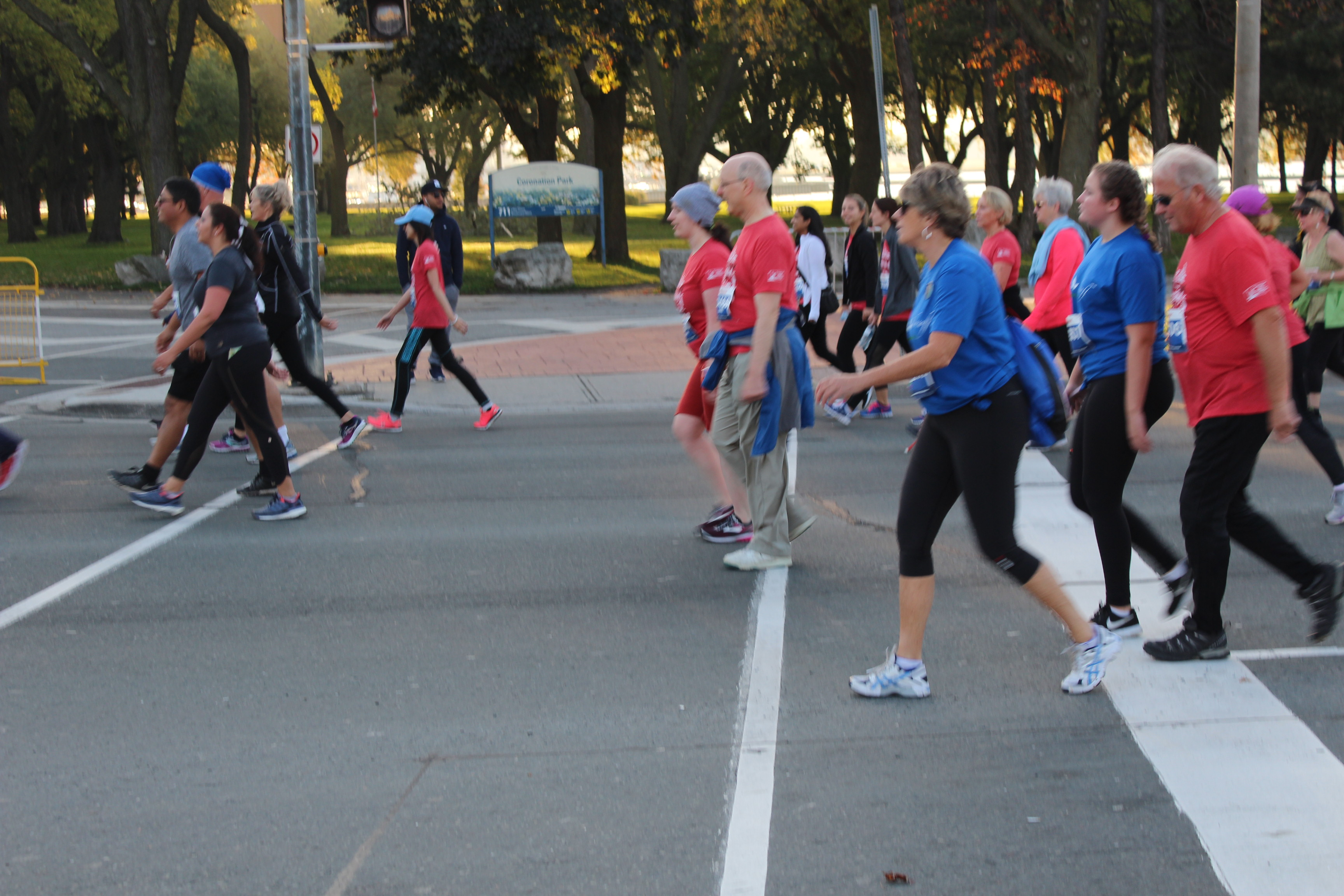 Scotiabank Toronto Waterfront Marathon, October 2017